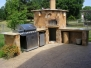 Custom Brick Pizza Oven