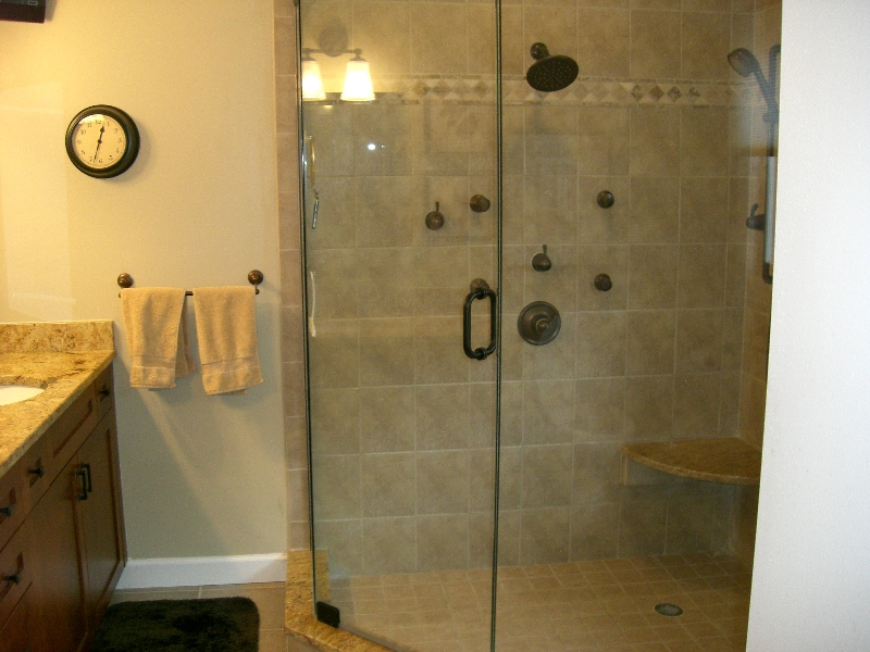 bathroom remodeling by cabinets by cantu macomb county michigan
